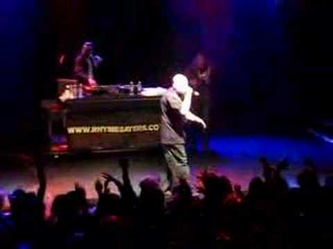 Brother Ali - Whatcha' Got (Performance In London)