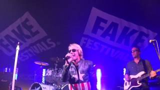 The Bon Jovi Experience - Lay Your Hands on Me - Rotherham Fake Festival 2016