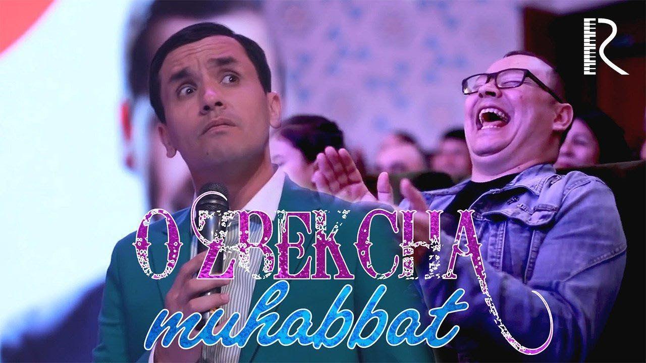 Nodirbek Hayitov - O'zbekcha muhabbat 2018 HD Konsert dasturi tas-ix skachat