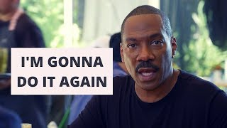 Eddie Murphy on his comeback as a stand-up comedian