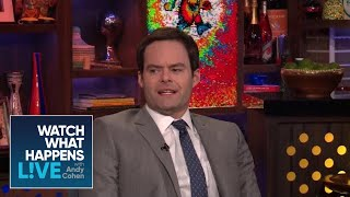 Would Bill Hader Do A Stefon Movie?  WWHL