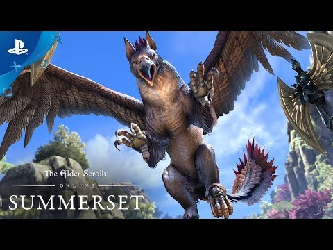 The Elder Scrolls Online: Summerset Video Screenshot 1