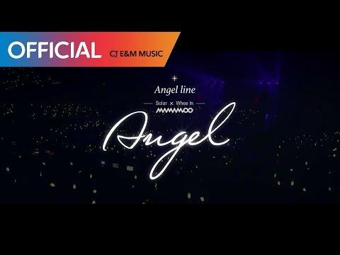마마무 (MAMAMOO) - Angel (솔라 Solar & 휘인 Whee In) MV