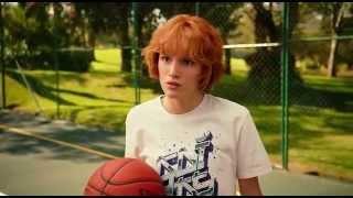 Bella Thorne- Blended Movie ( Basketball funny Scene)