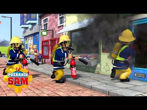 Požiarnik Sam - Obchod