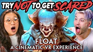 Try Not To Get Scared Challenge: IT Chapter 2 Pop Up