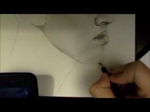 EXO (엑소)- Kris (吴凡) Speed Drawing