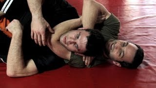 MMA Training with Amir Sadollah | Ultimate Fighter