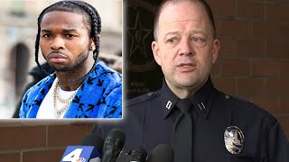 Pop Smoke Killed: LAPD holds briefing