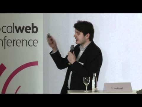 Vortrag: Tim Ringel über globale Player im lokalen Markt