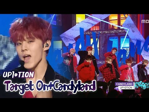 [Comeback Stage] UP10TION - Target On + CANDYLAND, 업텐션 - 반해, 안 반해 + 캔디랜드 Show Music core 20180317