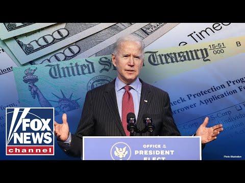Top economist slams Biden's new tax as an 'inflation tax'