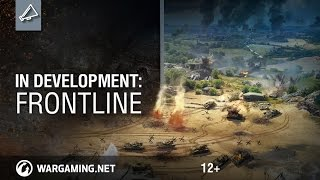 World of Tanks adding new large-scale game mode