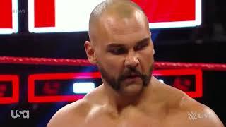 Bo Dallas Vs Scott Dawson and Curtis Vs Dash Wilder WWE RAW