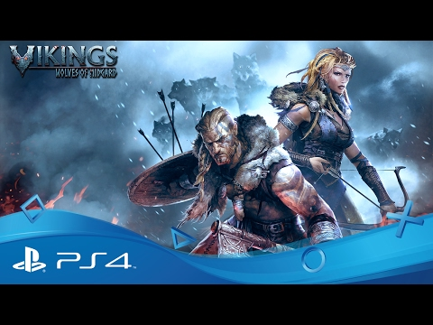 Vikings: Wolves of Midgard | Features-Trailer | PS4