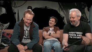 Conan On #ConanItaly & Jordan Schlansky's Origin Story