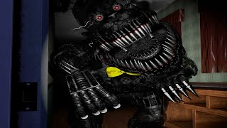 I DID NOT THINK FNAF 4 COULD BE ANY MORE TERRIFYING.. UNTIL NOW. | FNAF 4 Expanded