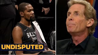 UNDISPUTED | Skip Bayless: Michael Rapaport Shares Homophobic, Misogynistic DMs from Kevin Durant