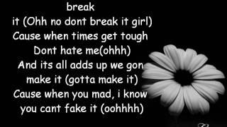 Love Dont Change - Jeremih (Lyrics)