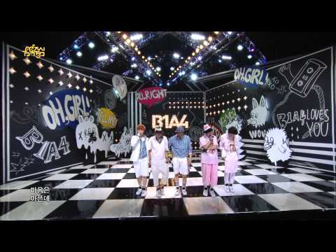 [HOT] Comeback Stage, B1A4 - What's Going on?,  비원에이포 - 이게 무슨 일이야 Music core 20130511
