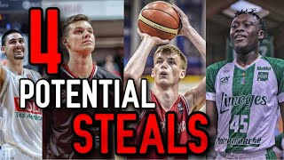 4 International Prospects Who Could Be Complete Steals In the 2019 NBA Draft!