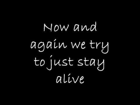 Three Days Grace- Never Too Late Lyrics