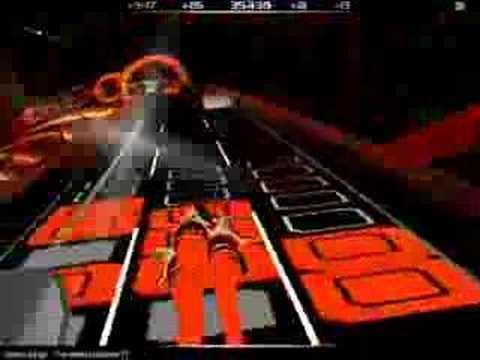 Dimmu Borgir-The Heretic Hammer . Audiosurf