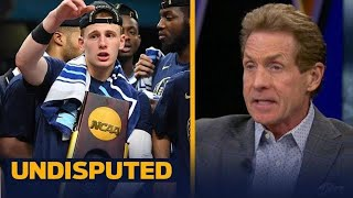 Skip Bayless on DiVincenzo, Villanova crushing Michigan for 2nd NCAA title | UNDISPUTED