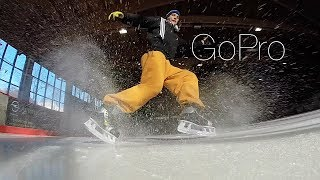 Freestyle Ice Skating | Gopro Edition