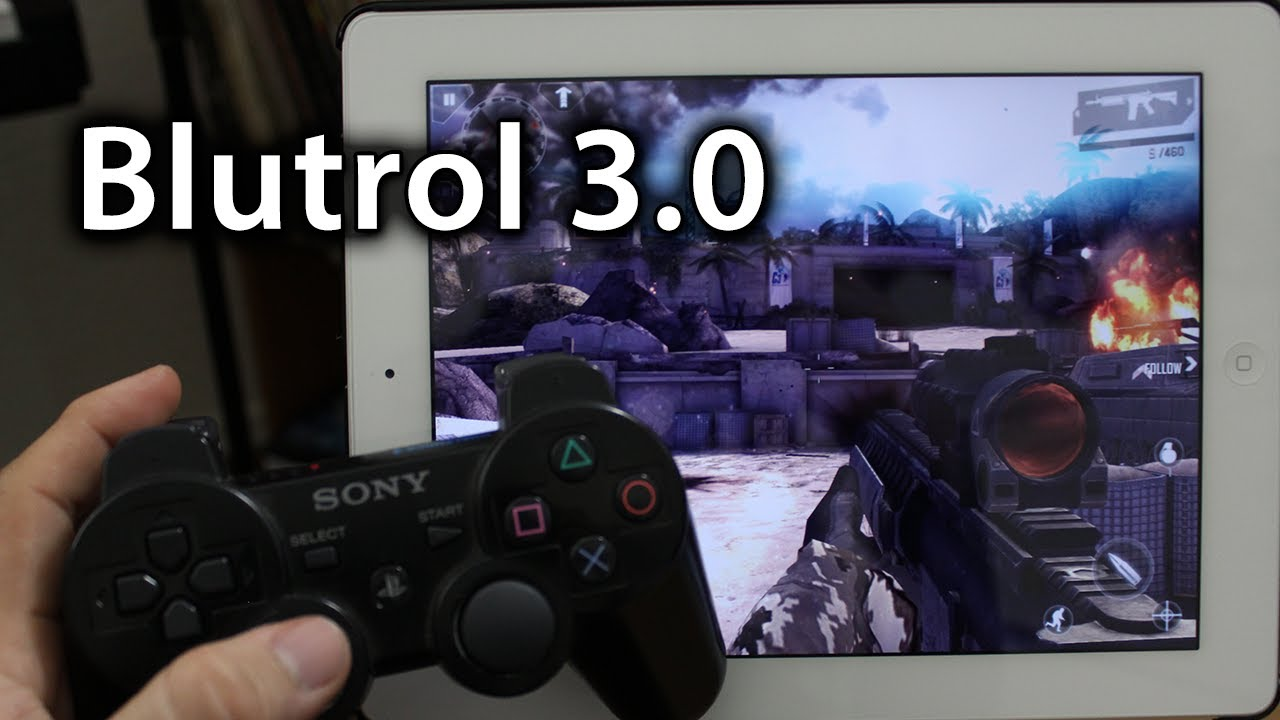control ps3 with iphone how to connect a ps3 controller to an iphone ipod 9960