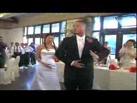 Неочекуван свадбен танц
