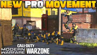 How to do the New Broken Movement Mechanic that Pros are Using in Modern Warfare   Warzone Tips
