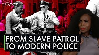 How American Slavery Helped Create Modern Day Policing | Unpack That