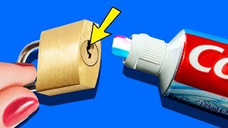 28 HACKS TO FIX ANYTHING QUICKLY