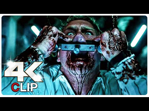 SAW SPIRAL Opening Scene - Tongue Trap   SAW SPIRAL (NEW 2021) Movie CLIP 4K