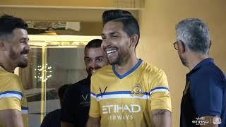 قناة النصر : أبطال الدوري الاستثنائي يبدأون من جديد      -
