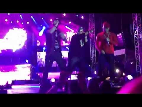 MAYOR QUE YO - Concierto del Siglo Wisin & Yandel - Daddy Yankee Parte 9 / 12