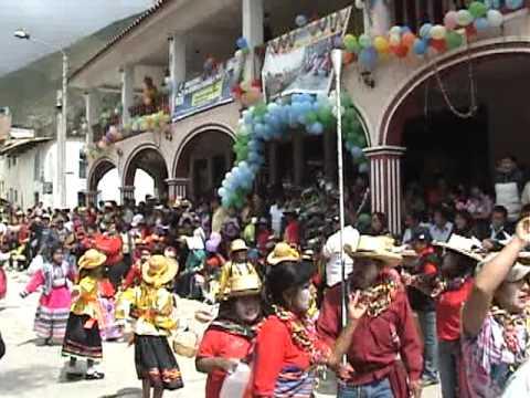 Carnavales Huaytará 2011