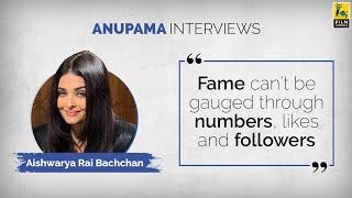 Aishwarya Rai Bachchan Interview with Anupama Chopra..