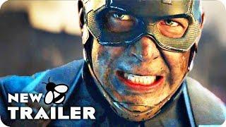 AVENGERS 4: ENDGAME Trailer 2 (2019) Infinity War 2