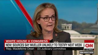 Lawmaker calls Barr's interview on Fox News 'stunning'