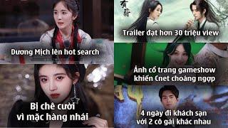 Trailer Hữu Phỉ đạt hơn 30 triệu view,Cúc Tịnh Y bị chê cười vì mặc đồ nhái