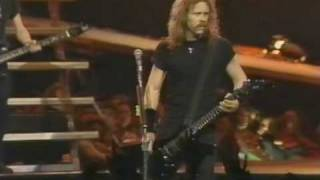 Metallica - Sports Palace: Mexico City, Mexico March 1st 1993 So What/Battery