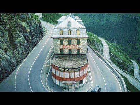 15 најчудни напуштени хотели во светот