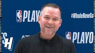 Mike Malone Postgame Interview - Game 7 | Nuggets vs Clippers | September 15, 2020 NBA Playoffs