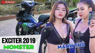Yamaha Exciter 150 2019 MONSTER Energy ▶ Mãnh thú xuất hiện từ Nước Tăng Lực thay thế Movistar