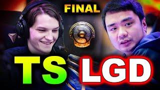 TEAM SPIRIT vs PSG.LGD - TI10 GRAND FINAL 🏆 - THE INTERNATIONAL 10 DOTA 2