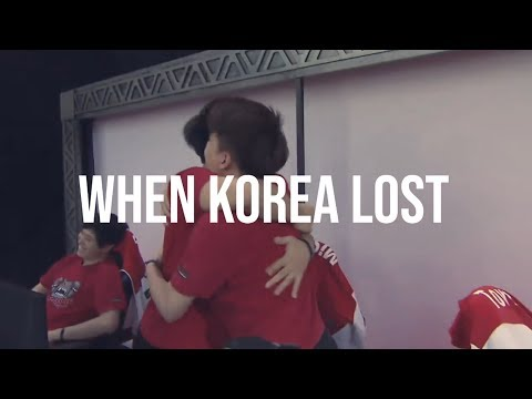 The Greatest Upset in League of Legends History.