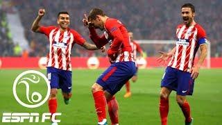 Atletico Madrid beats Marseille 3-0 in Europa League final | ESPN FC
