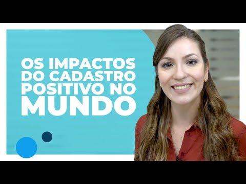 Imagem Cadastro Positivo: Impactos no mundo